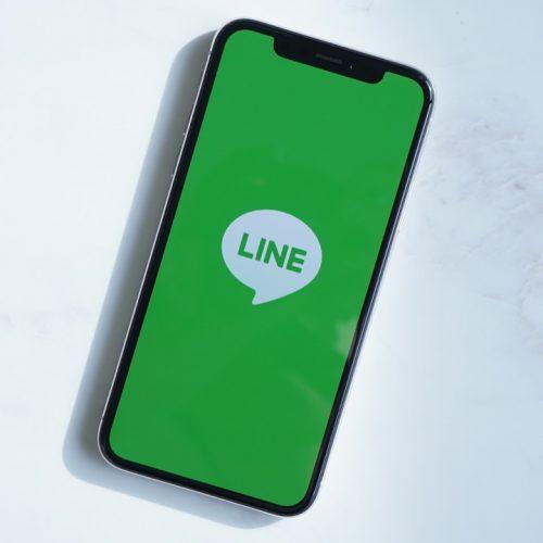 LINE、アップデートで「iPhone X」に対応。インスタライクのステッカー機能も