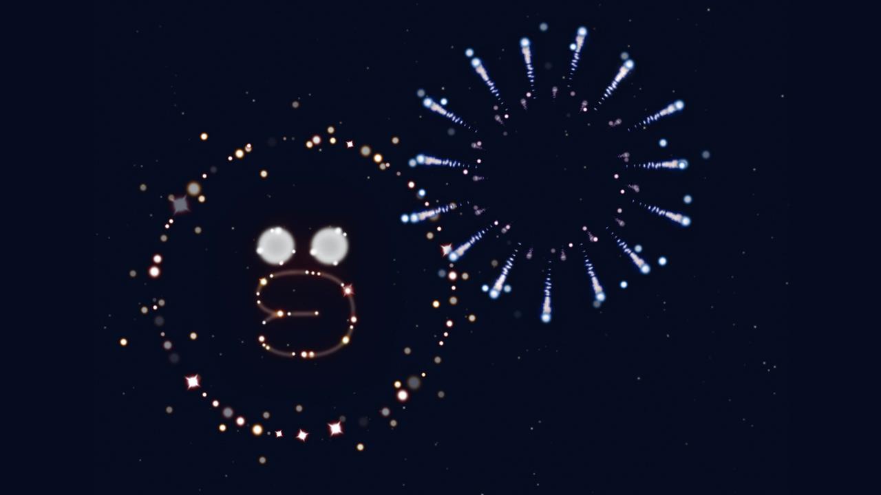 期間限定、今年もLINEのトークに「花火」を上げる裏ワザ登場