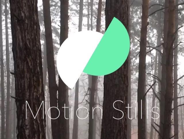 iPhoneのLive PhotosをGifに変換、手ブレも直すアプリ「Motion Stills」