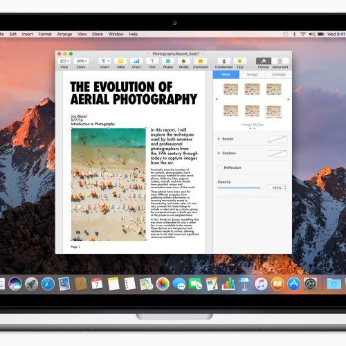 macOS Sierra新機能:iPhoneでコピーしてMacで貼り付け。その逆も