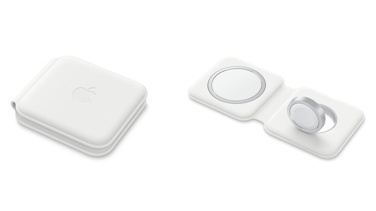 「MagSafeデュアル充電パッド」、iPhone 12の最高速充電は不可