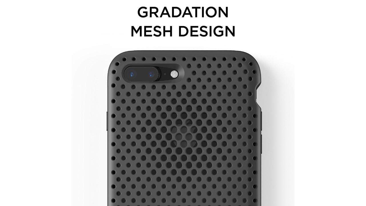 500円、人気の耐衝撃メッシュケース「Mesh Case for iPhone 7 Plus」がセール