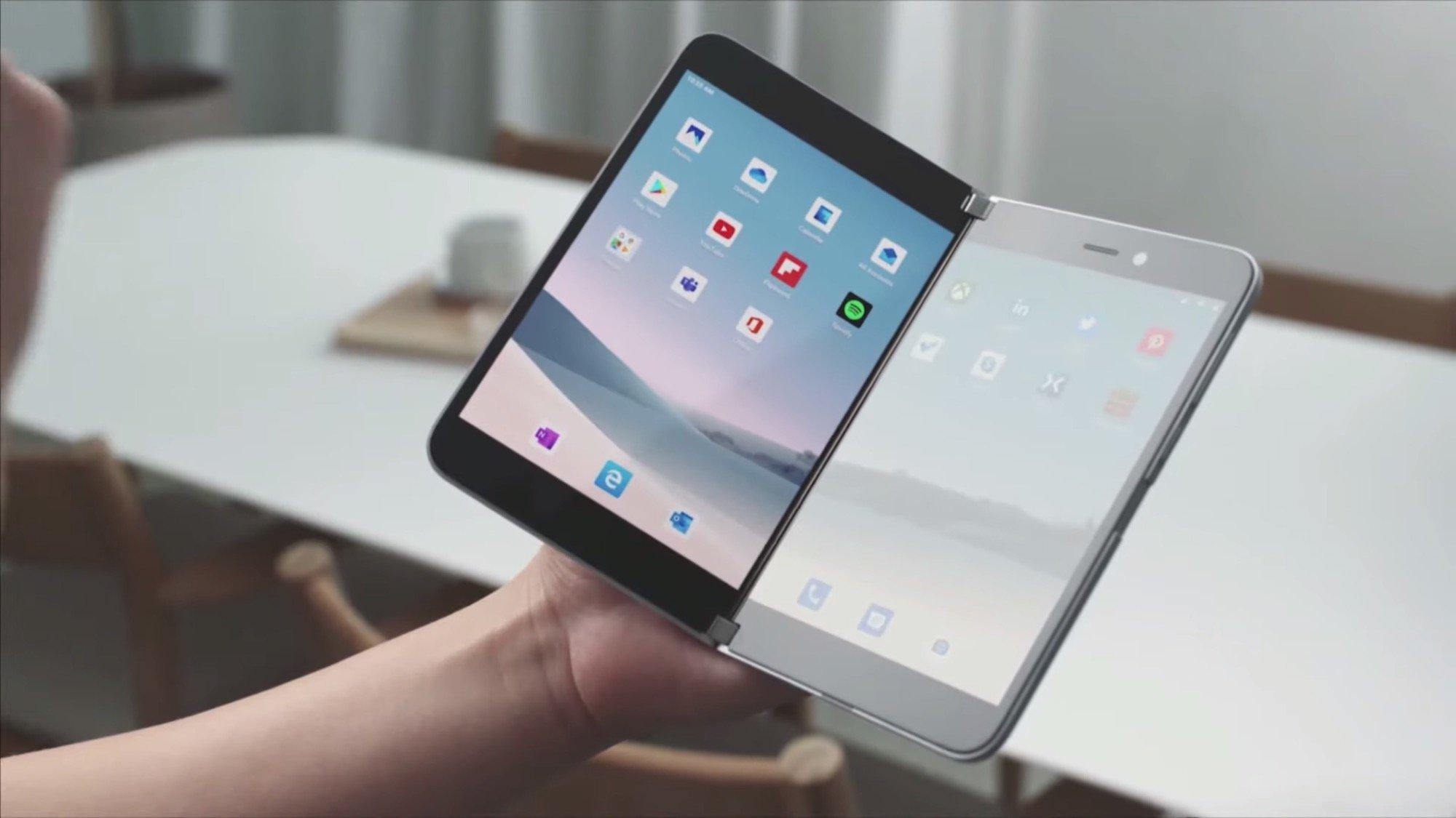 「Surface Duo」の発売間近か。複数の認証取得