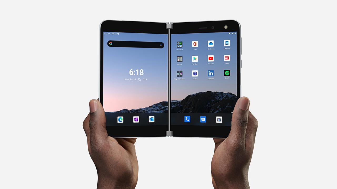 「Surface Duo」は9月10日発売。日本発売は未定、価格は1,399ドルから