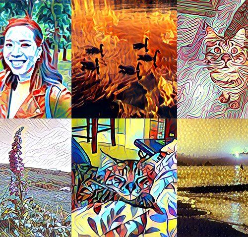 無音カメラ「Microsoft Pix」AIで写真を芸術作品に加工する新機能を追加