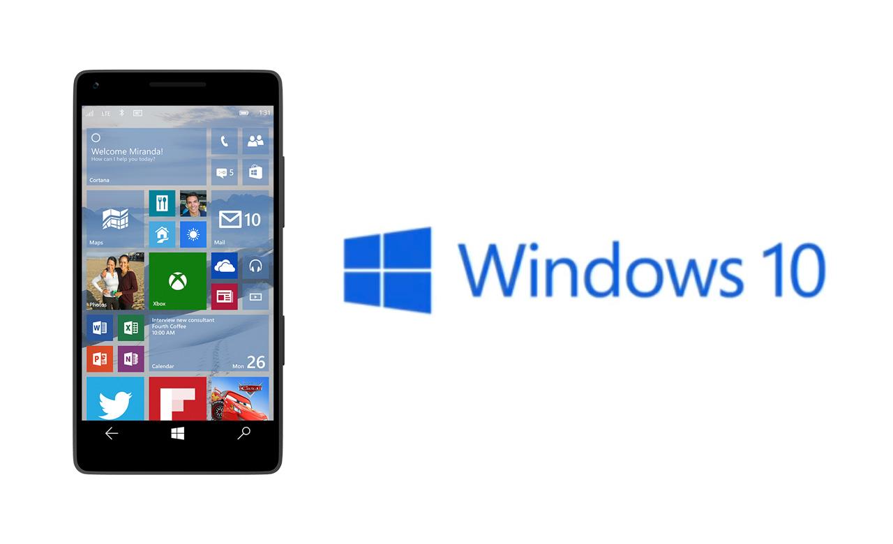 マイクロソフト、VAIOなどWindows 10搭載スマートフォンの開発パートナーを発表