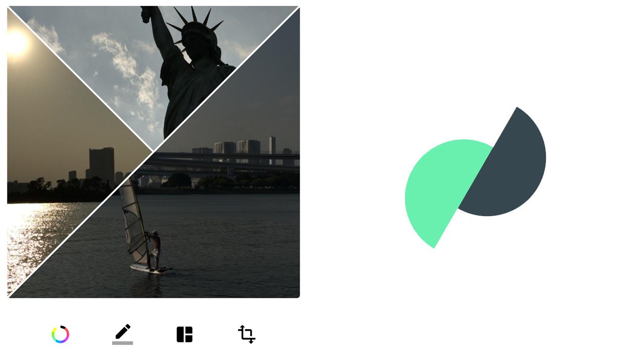 Google、LivePhotos補正・変換アプリ「Motion Stills」をアップデート。新機能「コラージュ」が登場