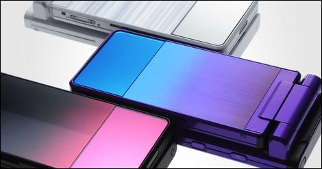 N906i – スマイルフェイスシャッターなどカメラ機能に特化。