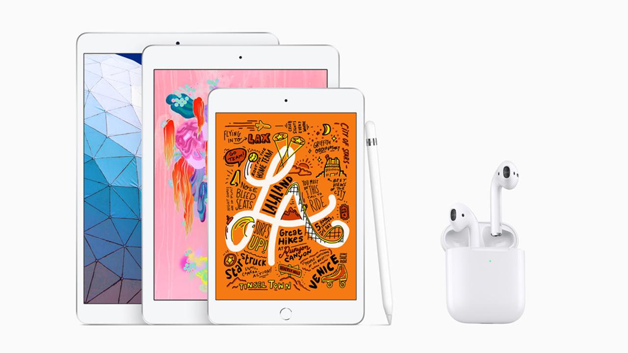 新しい「AirPods」やiPad mini/Air、LINE Payなら5,000円還元でおトクに