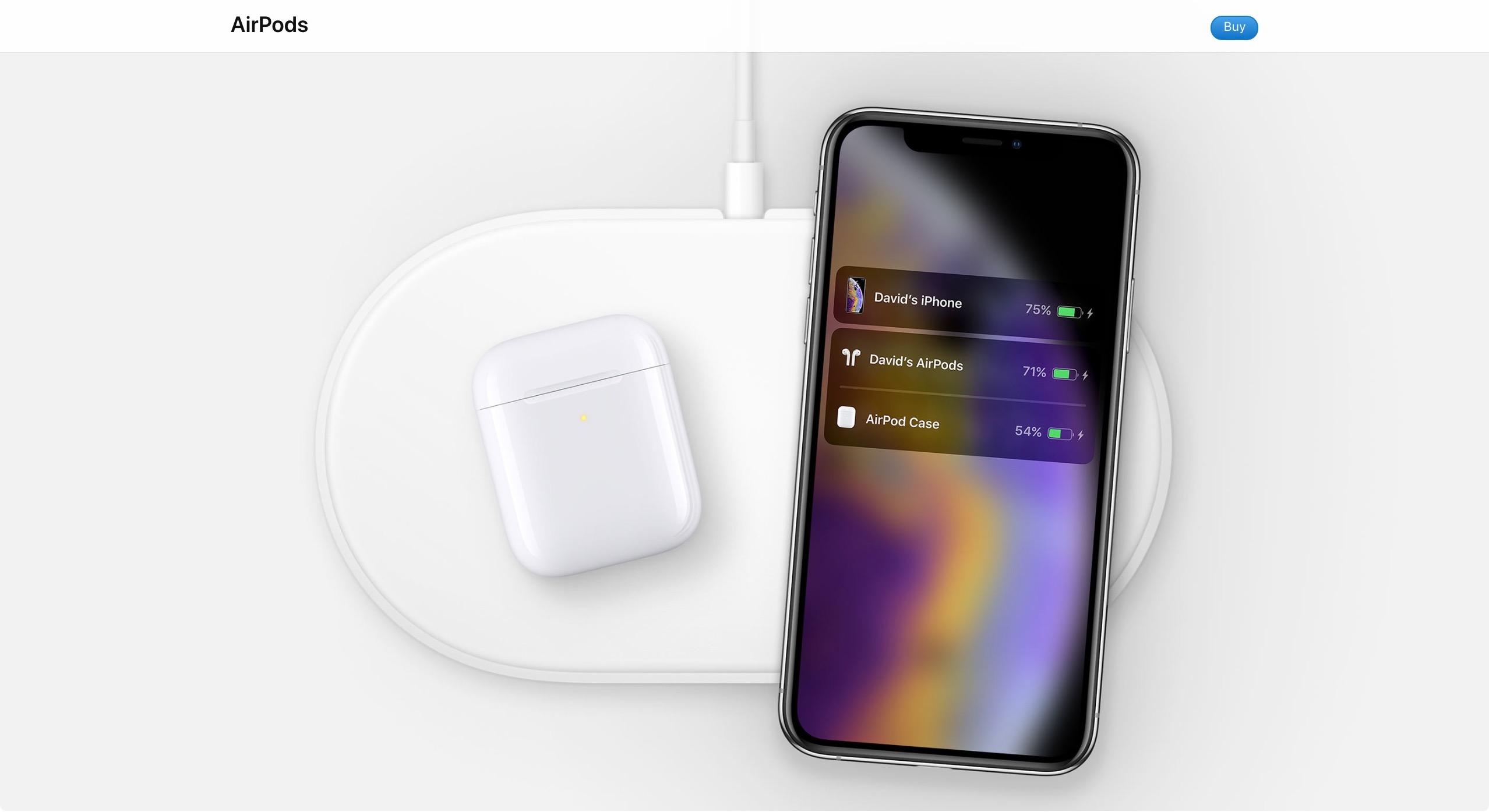 「AirPower」の新しい画像を発見。Appleみずから漏らす