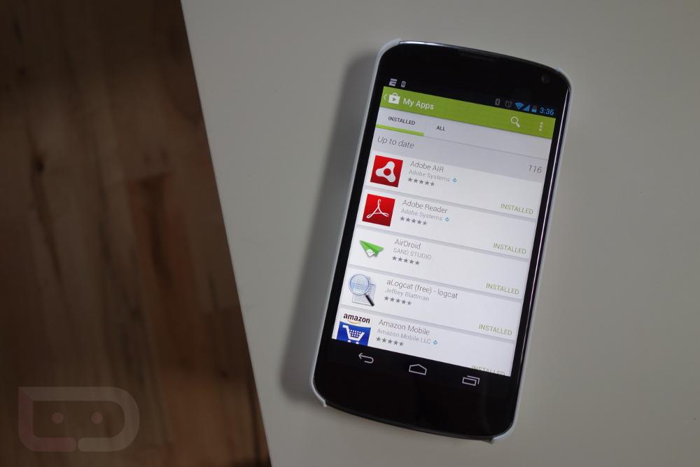 デザインが刷新された「Google Playストア」アプリのスクリーンショットがリーク!