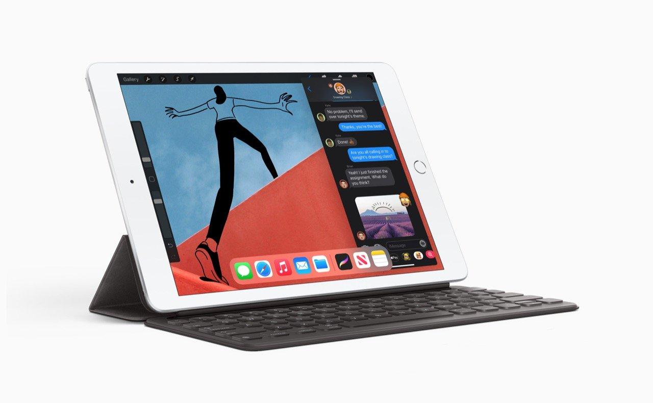 新型iPad、新しい画面サイズで2021年春に発売?