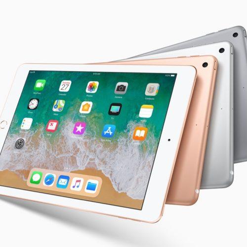 Apple Pencil対応の新しい「iPad」が3月31日発売。ドコモ・au・ソフトバンクから