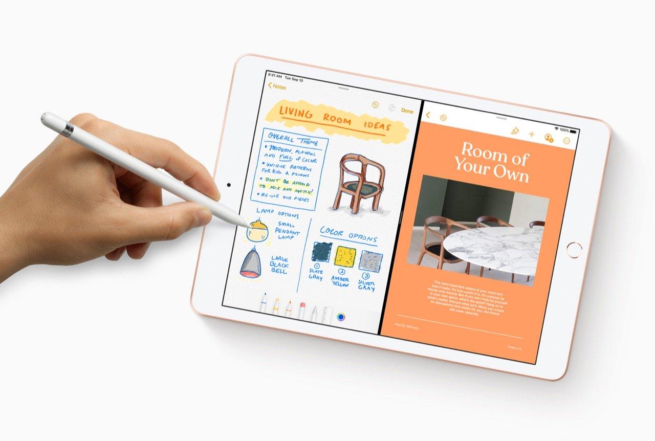 新型iPadが認証通過。新しい画面サイズで発売間近か