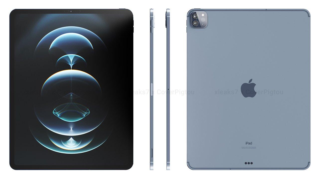 Apple、3月に新型iPad ProとAirTagを発売か