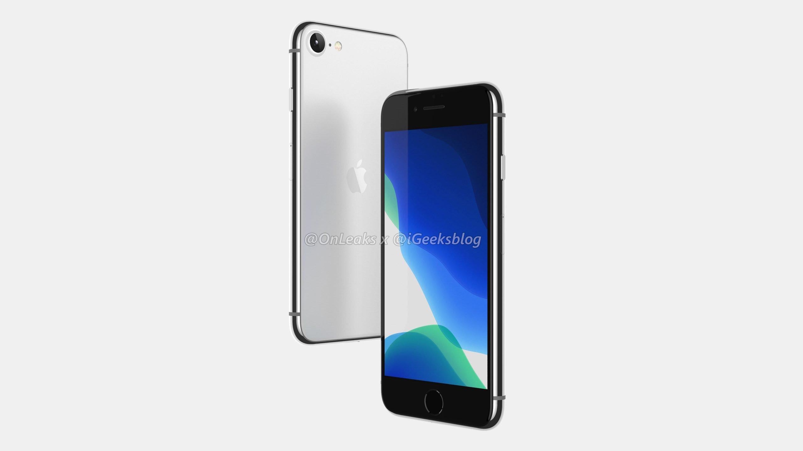 低価格のiPhone 9/SE2、やはり3月発表か