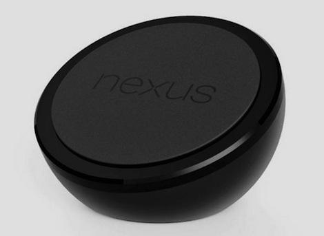 Nexus専用のワイヤレス充電器の画像がリーク。