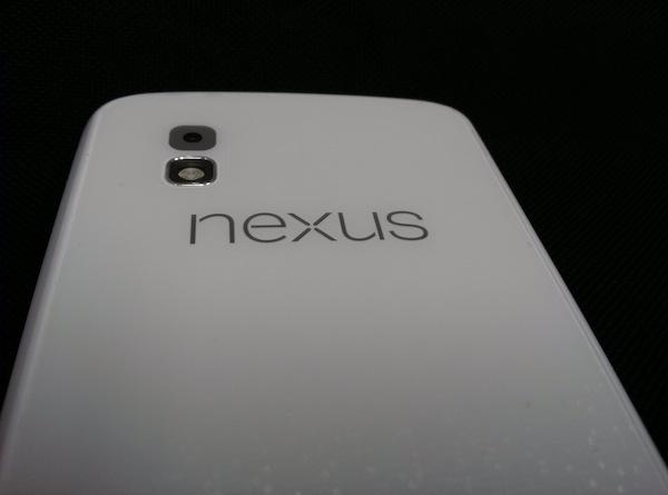 Androrid 4.3とNexus4のホワイトカラーは6月10日に発表か