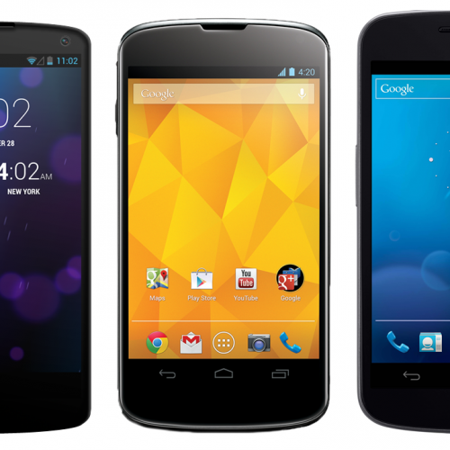 Nexus 5のパッケージ画像がリーク!ホワイトカラーも発売へ
