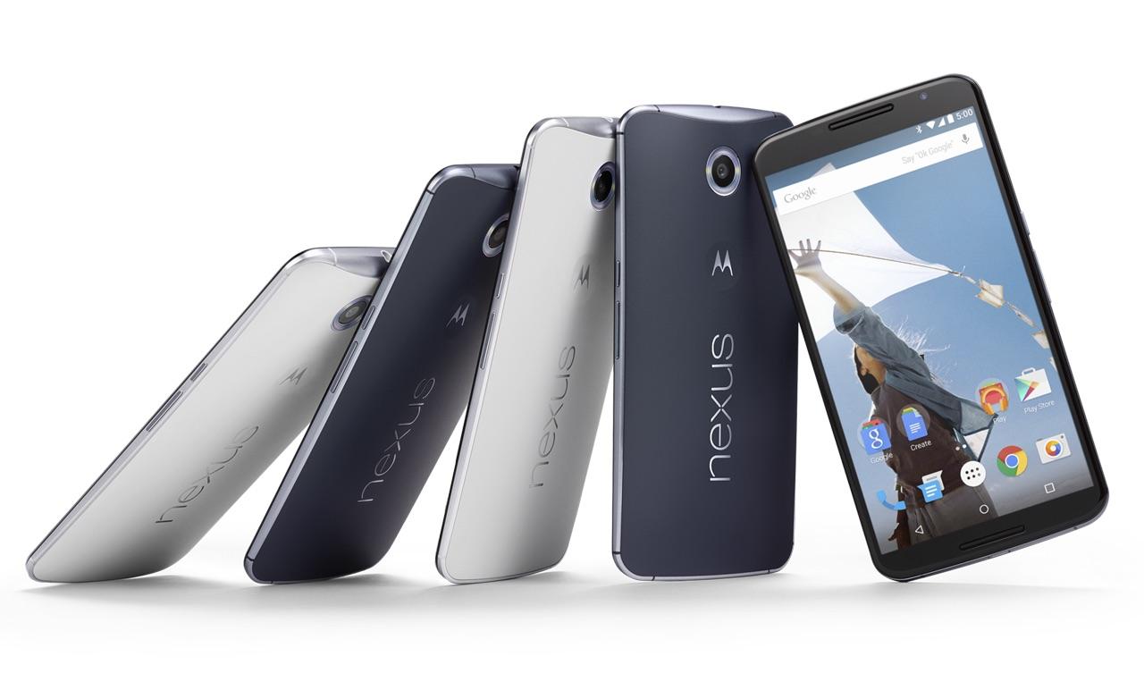 Nexus 6の価格は7万5170円に、Google Playストアにて掲載される