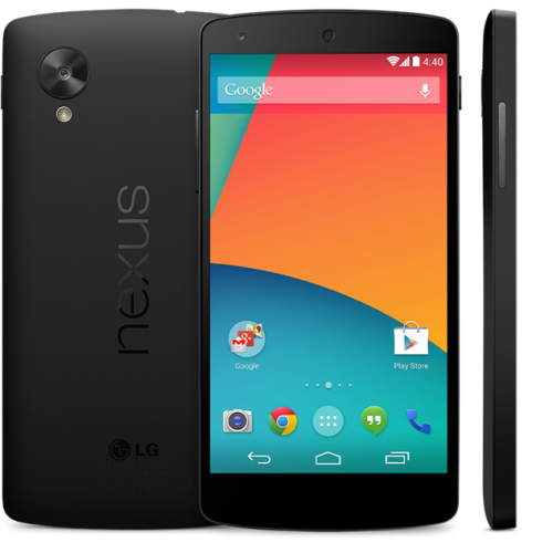 Nexus 5、10月30日にGoogle Playストアで販売との噂