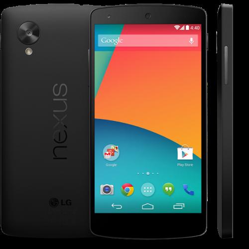 Nexus 5が技適を通過!LTEは2.1GHz、1.8GHz、900MHzに対応