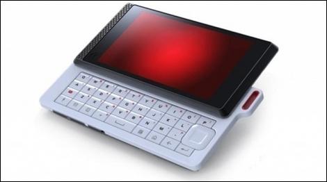 Motorola製のAndroidケータイ「DROID 2」が6月に発売?