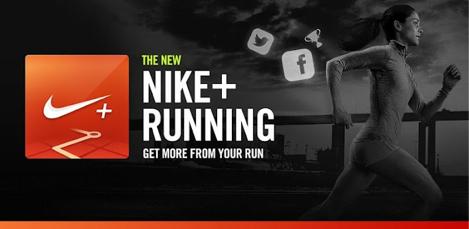 iPhoneで好評の「Nike+Running」アプリがAndroidにも提供!