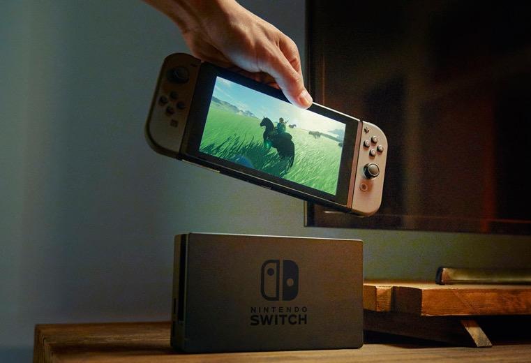 任天堂、「Nintendo Switch」を17年3月発売。持ち運びで楽しめる次世代ゲーム機