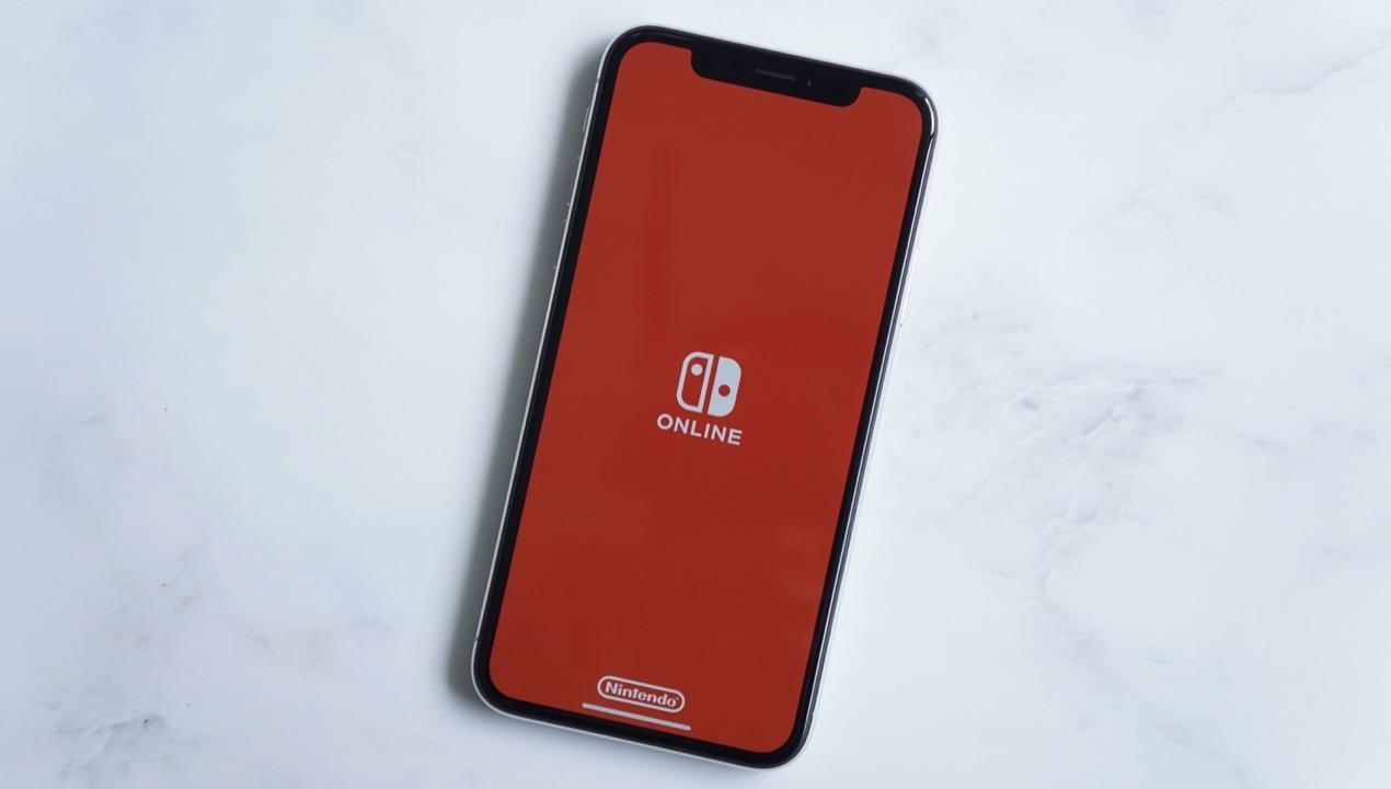 「Nintendo Switch Online」アプリがアップデートでiPhone Xに対応