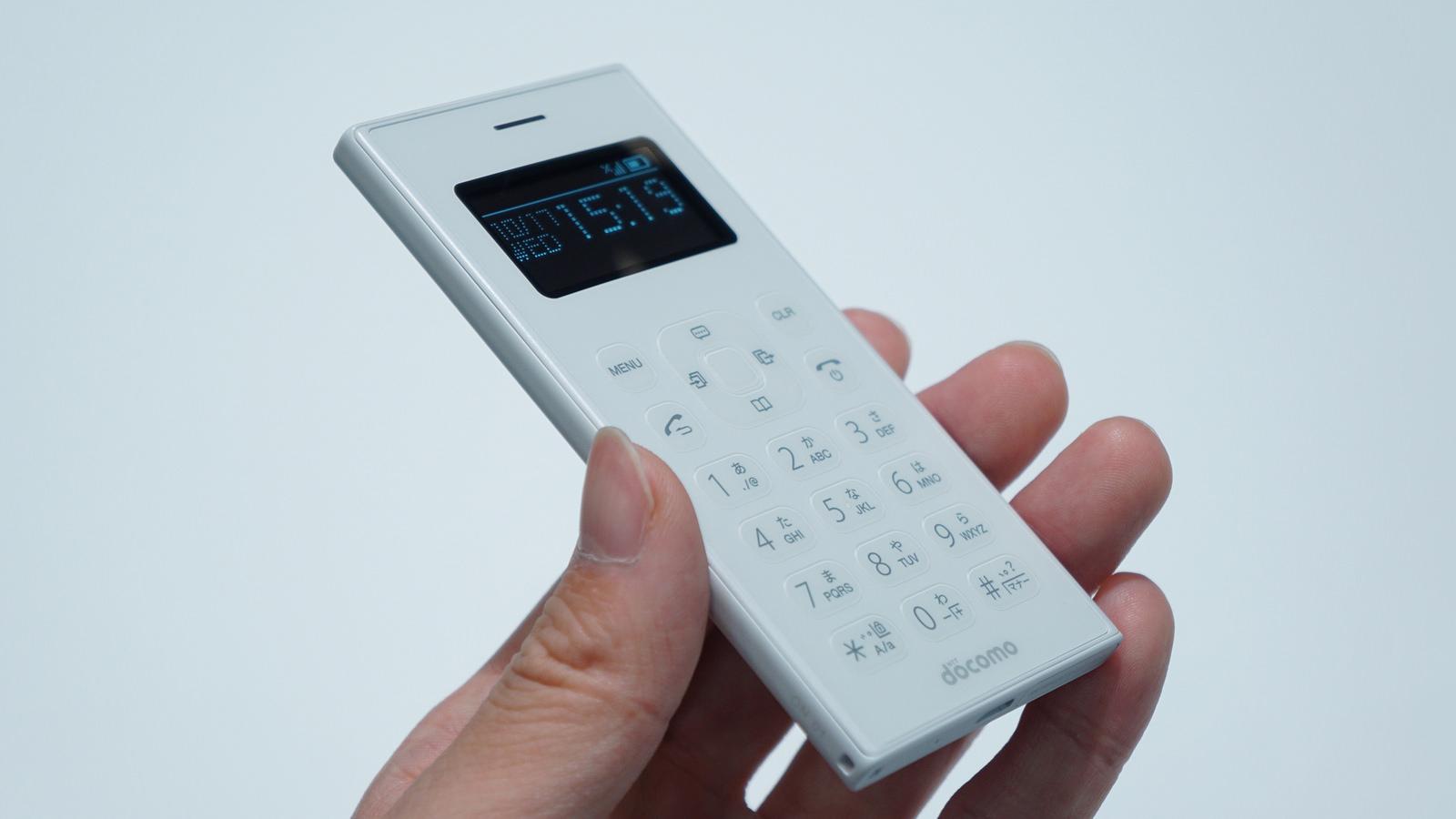 1つの電話番号をスマホと共有できる「ワンナンバーフォン」が10月下旬発売