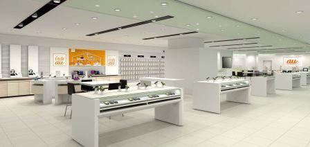 au、最新機種やサービスを体験できる直営店舗「au OSAKA」をオープン!