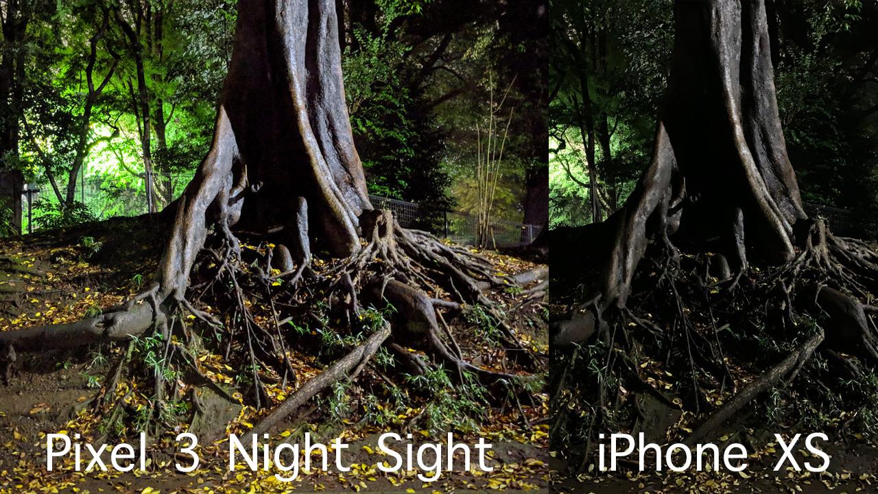 ついに登場。Pixel 3に夜間モード「Night Sight」追加で驚異的な夜景撮影が可能に
