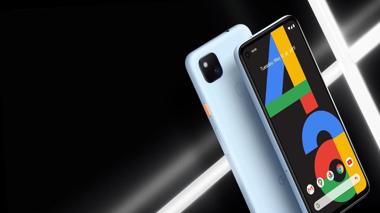"""Pixel 4a、新色""""かろうじて青""""を発売。日本でも年内登場"""