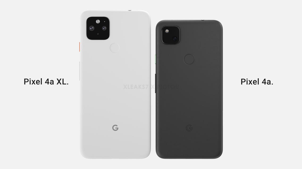 Pixel 4a XL、発売中止になっていた?
