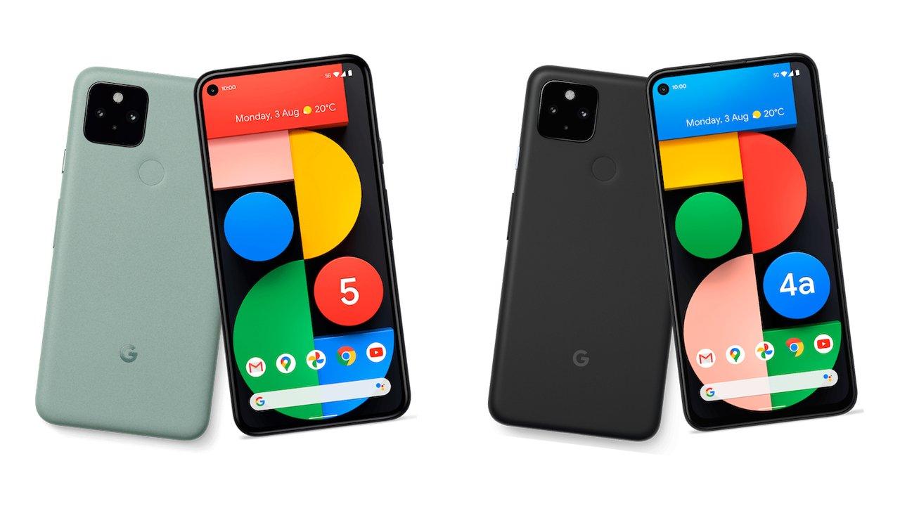 Pixel 5、発売日は10月15日?4a 5Gは11月19日か