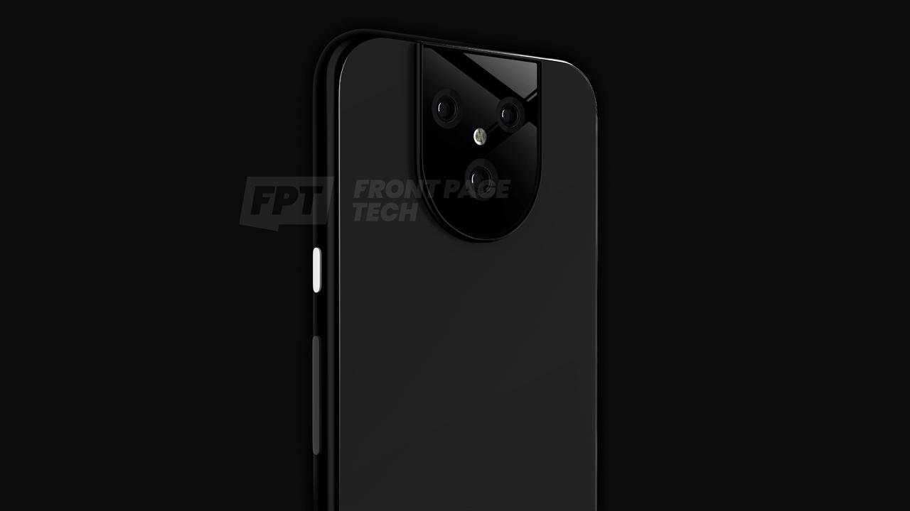 「Pixel 5」のプロトデザイン流出。トリプルカメラ搭載か