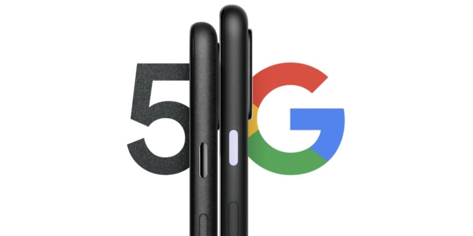 """Pixel 5G""のティザー画像が流出。Pixel 5/4a 5Gの一部デザイン判明か"