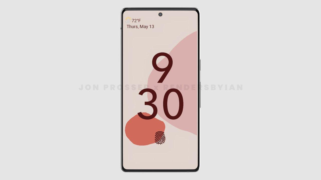 Android 12、ディスプレイ指紋認証に対応か。Pixel 6シリーズに搭載の噂あり