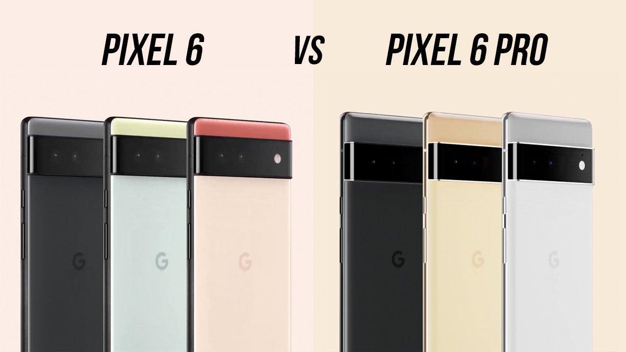 違いは何?Pixel 6・Pixel 6 Pro・Pixel 5aを比較