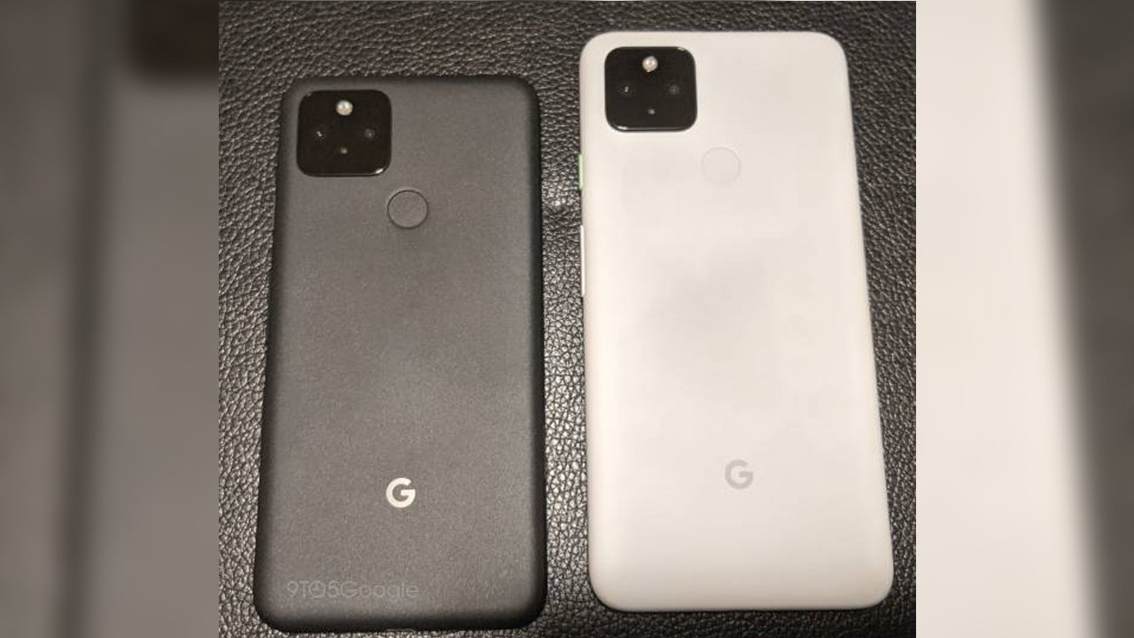 Pixel 5/4a (5G)、超広角レンズと大容量バッテリー搭載か