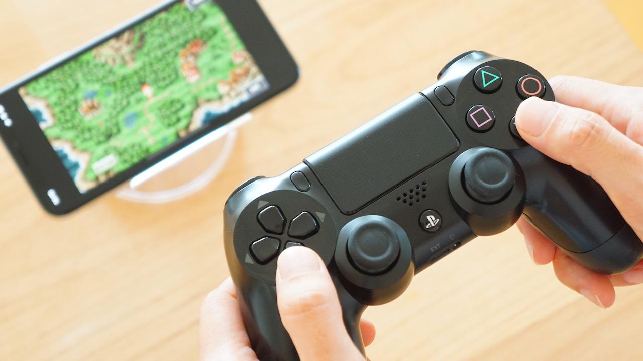 """PS4、全Androidでリモートプレイ可能に。""""10""""はDUALSHOCK 4にも対応"""