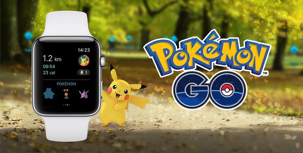 ポケモンGO、Apple Watchのサポート終了を発表