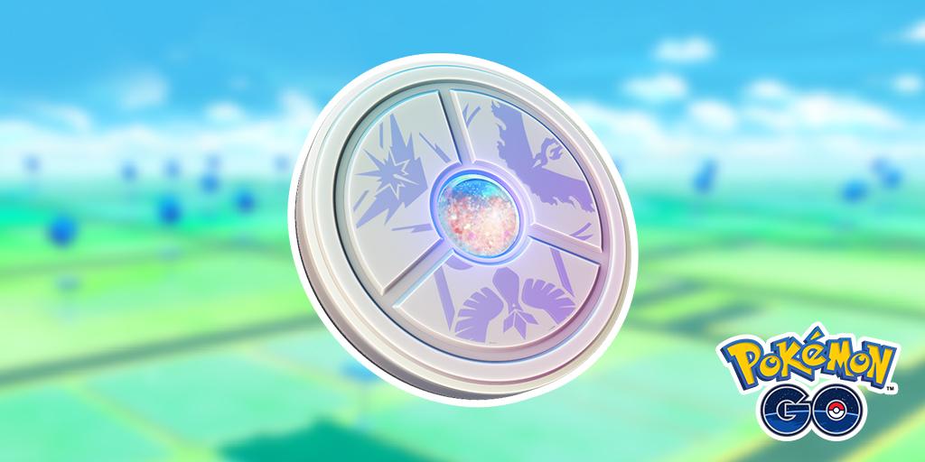 ポケモンGO、ついにチーム変更が可能に。新アイテム「チームへんこう メダリオン」登場