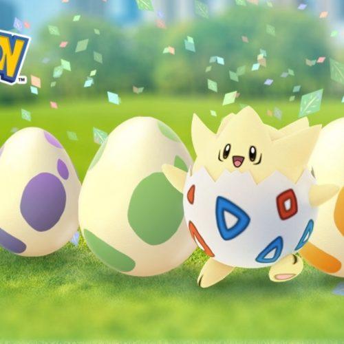 ポケモンGO、春のイベント「ポケモンのタマゴを探せ!」が4月14日からスタート〜経験値が2倍、アメも増量