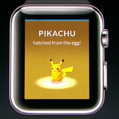 Apple Watch版「ポケモンGO」はまもなく公開。開発元が公式発表
