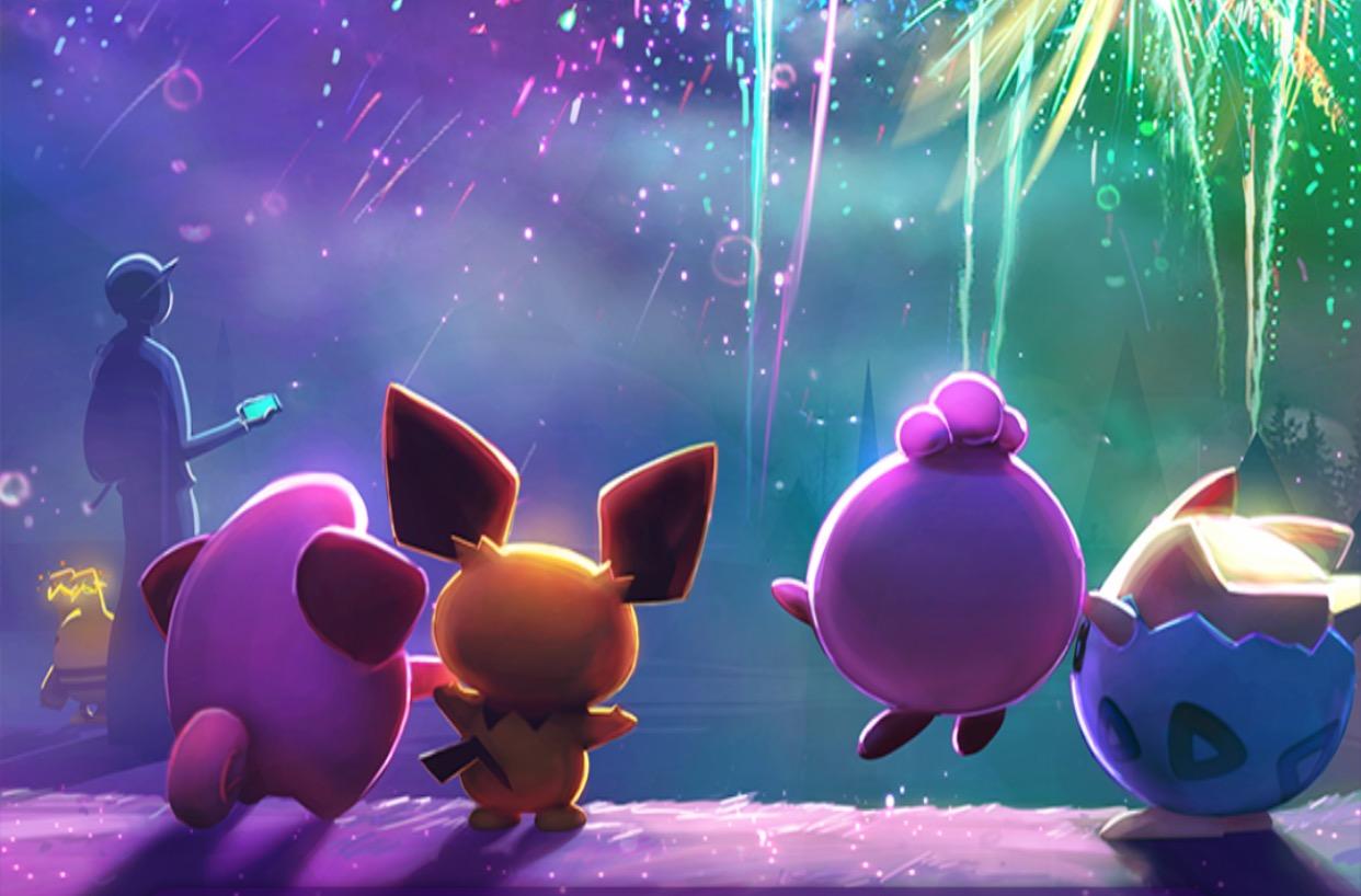 ポケモンGO、年末年始イベントは今日まで〜リザードンなど出現率アップ