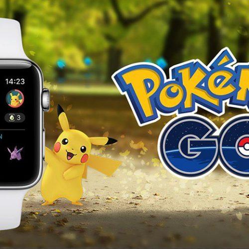 速報:ついにポケモンGOがApple Watchに対応!