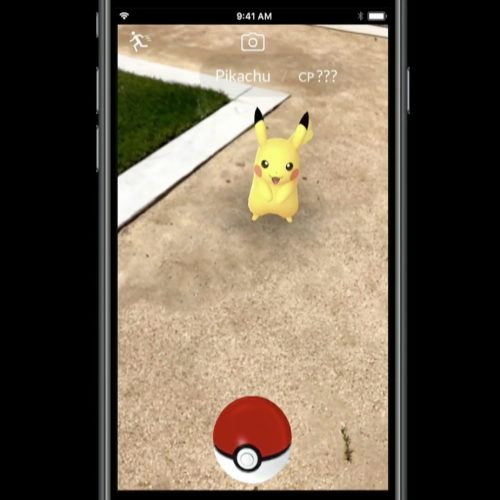 iOS 11の新機能「ARKit」でPokémon GOのARはホンモノになる