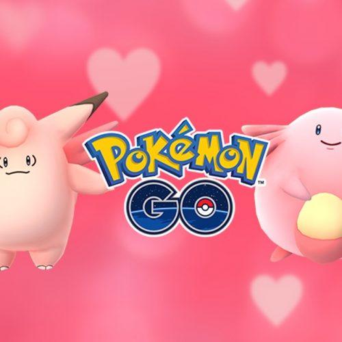 ポケモンGO、明日からバレンタインイベント開催〜アメ2倍、ルアー12倍、ラッキーなどの出現率アップ